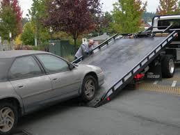 Tow Truck Crash in Mesa