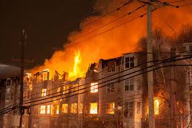 Cause Found in Five-Alarm Fire