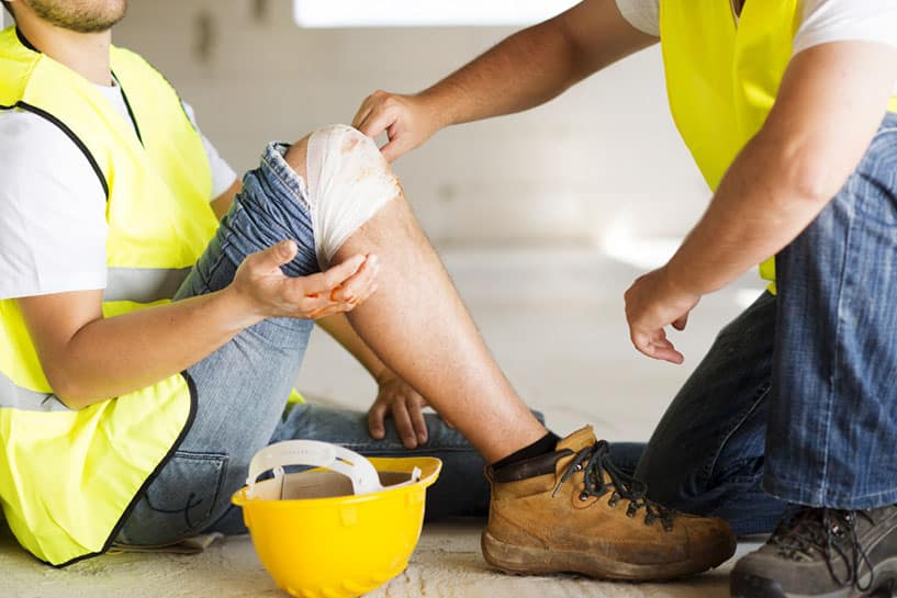 Construction Accident Lawyer in Scottsdale AZ