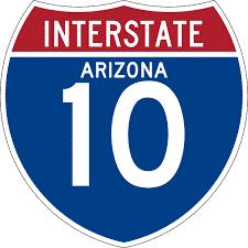 Serious Crash on I-10