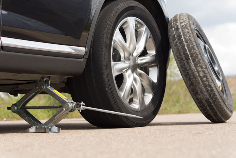Injury caused by defective tire in Mesa AZ