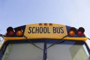 Auto Accident Risks to Children Commuting to School