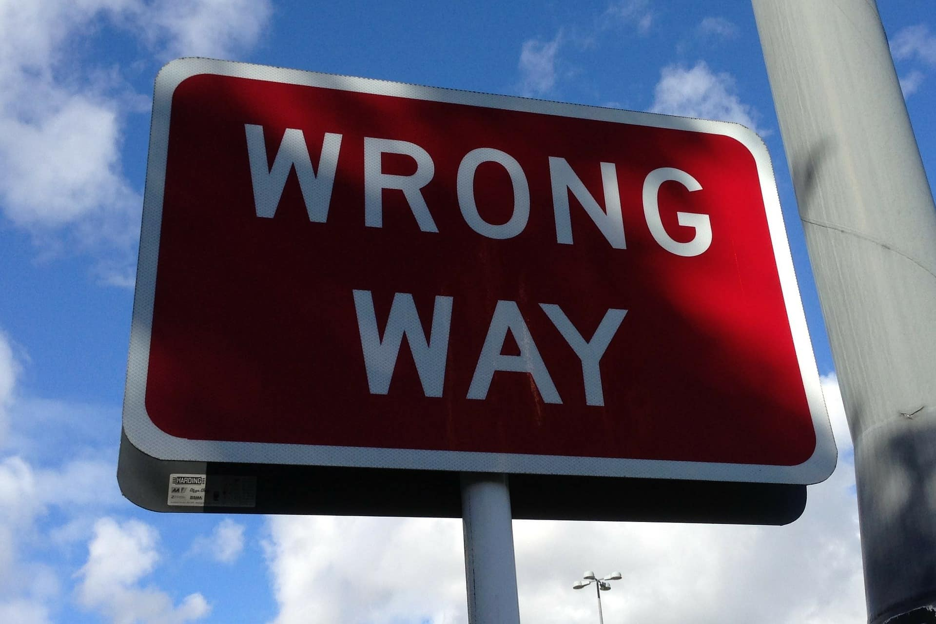 How Do Wrong Way Car Accidents Happen in Phoenix, AZ?