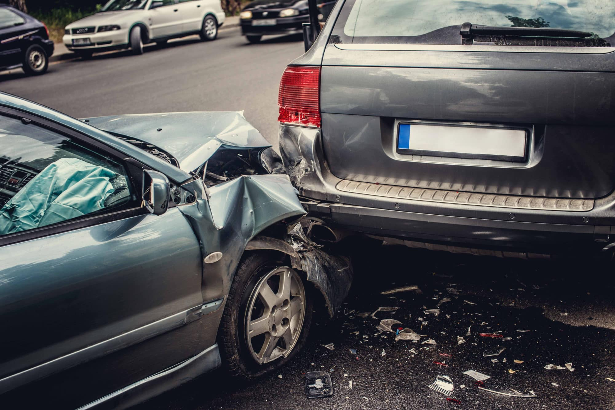 Common Rear-End Car Accident Injuries