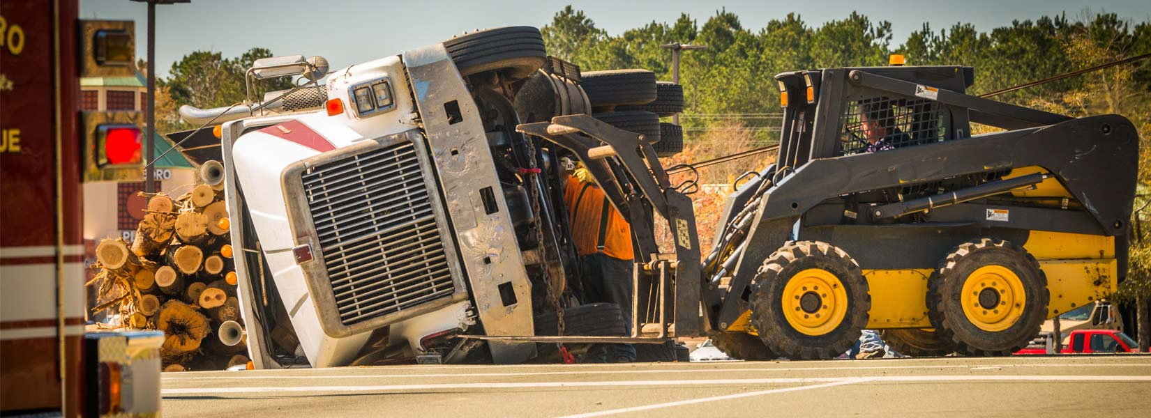 Most common causes for truck accident