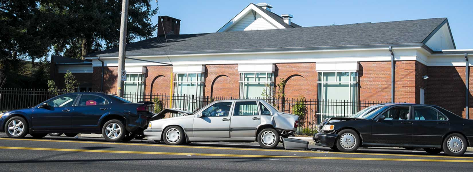 Determining Fault in a Multi-Car Accident Avondale Car Accident Lawyer