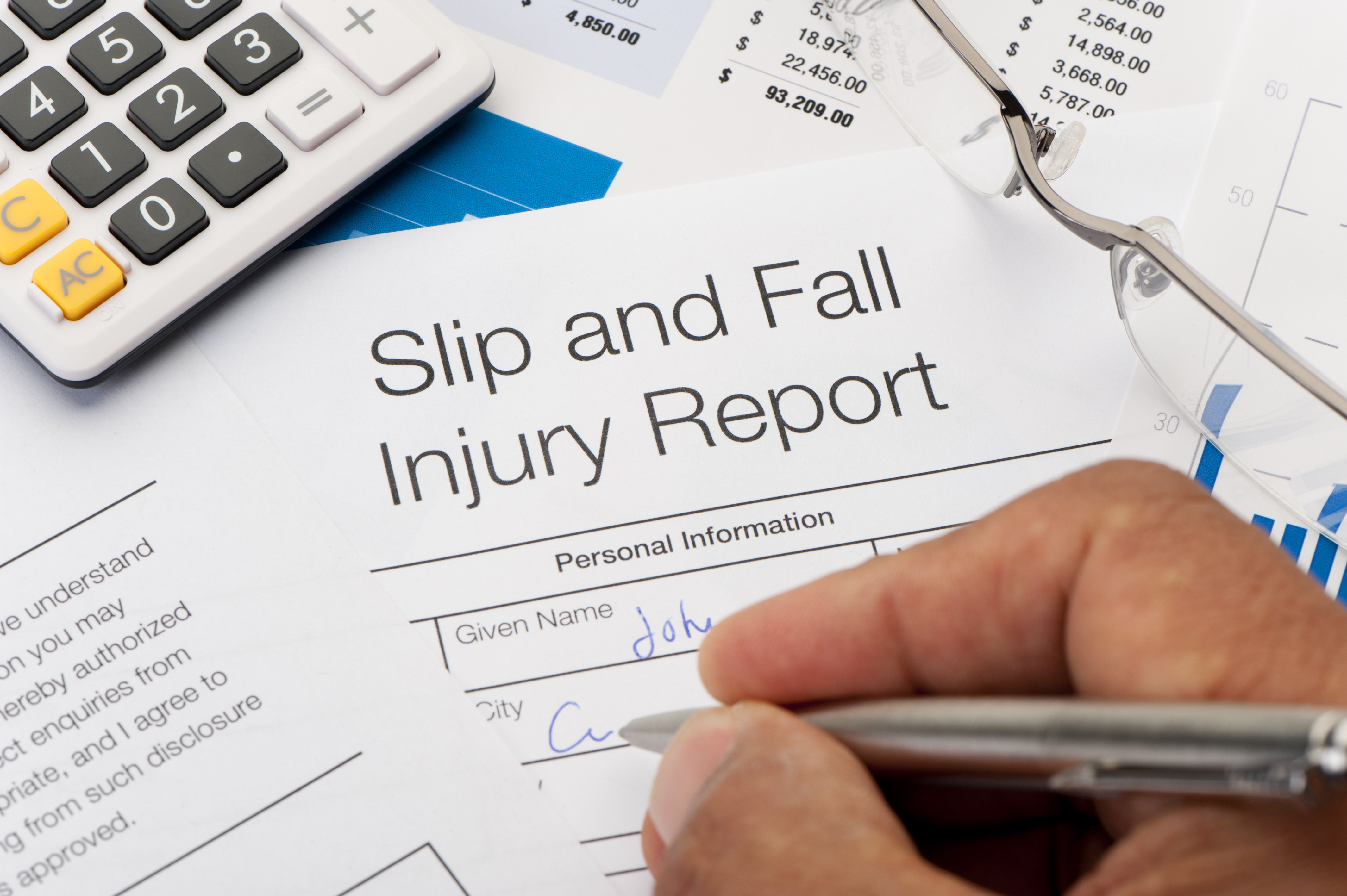9 Factors that Can Make or Break your Slip and Fall Accident Claim